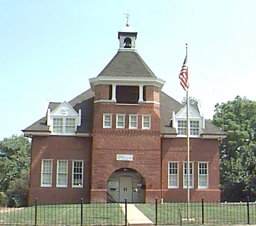 Hume School, Ridge Road, Arlington Virginia
